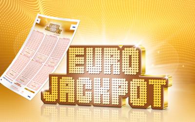 Eurojackpot vinnaren hittad