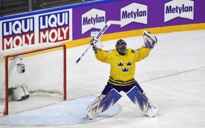 Henrik Lundqvist klar för ishockey VM