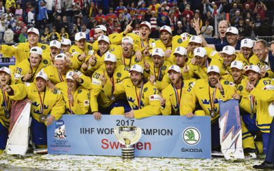 ISHOCKEY VM 2019 (SPELSCHEMA)