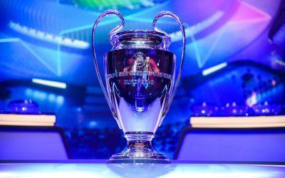 Här är lottningen till Champions League 2019/2020