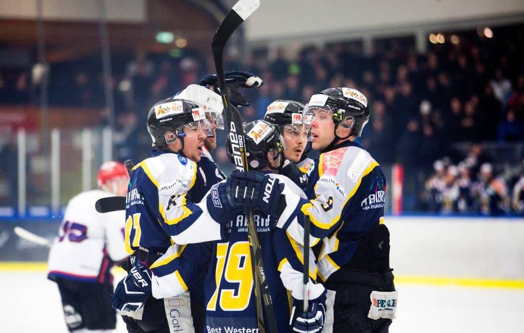 SPELTIPS: 18/10 Visby/Roma – Enköping (div 1 ishockey)