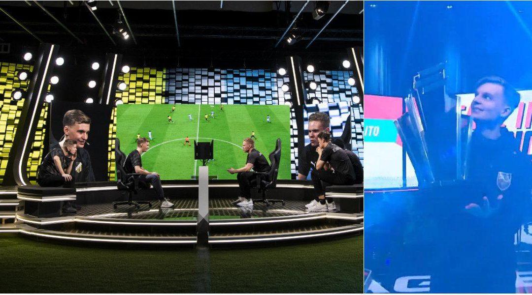 Svensk – världsmästare i FIFA
