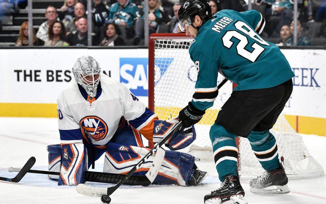 SPELTIPS: 23/2 NY Islanders – San José Sharks
