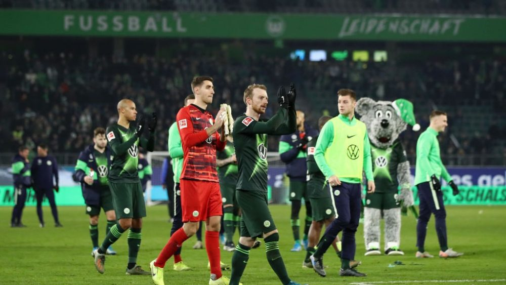 Wolfsburg Vs Bayern 5-1